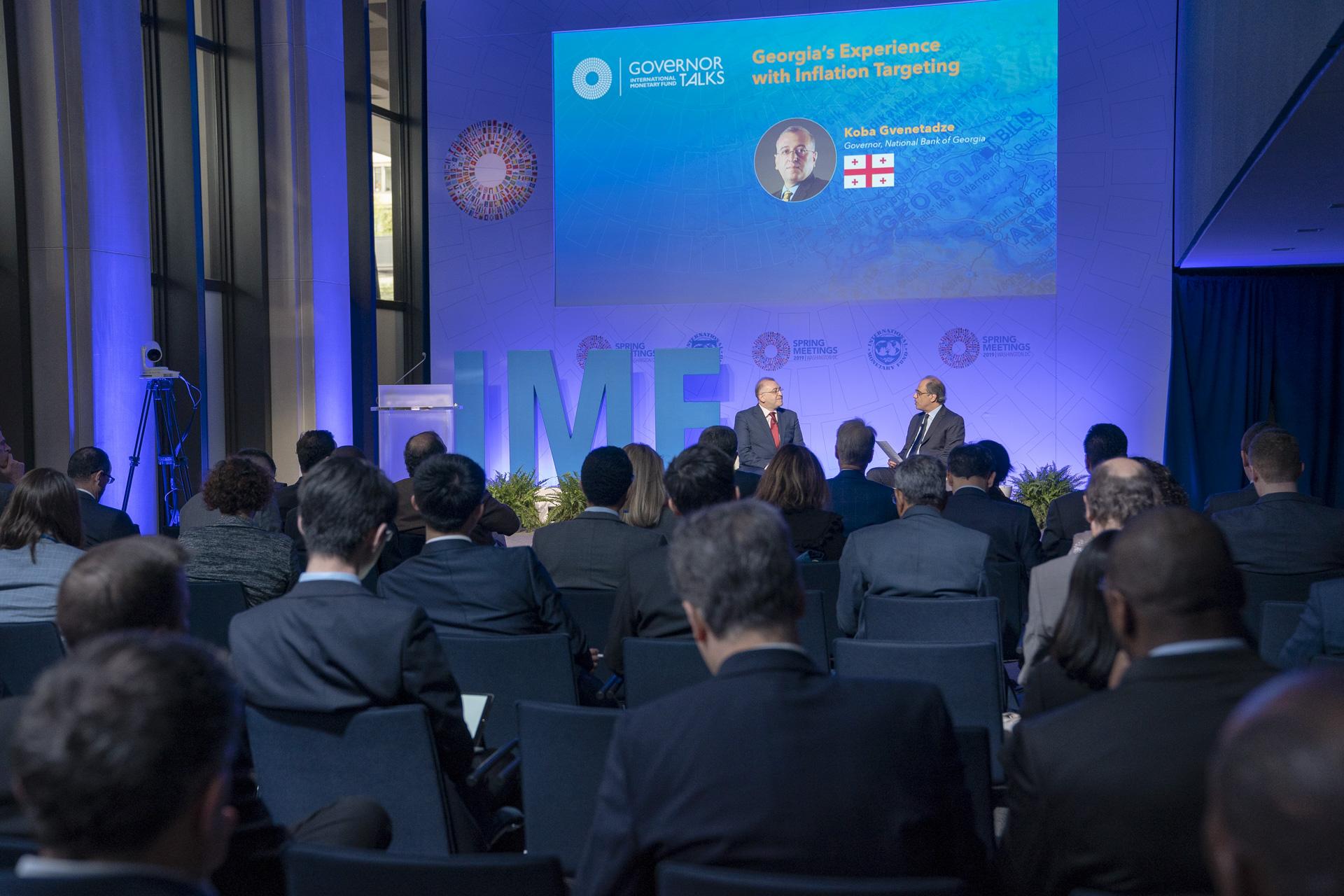 Governor Talks: Romuald Wadagni, Minister of Economy and