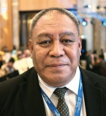 Picture_Tonga Minister of Finance