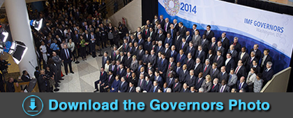 IMF Governors Photo